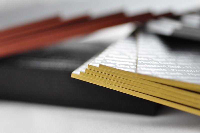 48 pt business cards silver lake press colourmoves